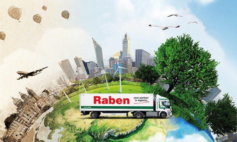raben group eco2way-