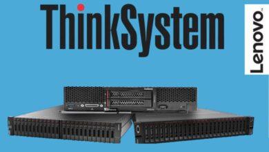 server Lenovo ThinkSystem