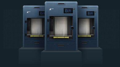 Zmorph i500 stampante 3d industriale