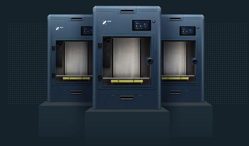Zmorph i500, la nuova stampante 3D industriale per la prototipazione rapida thumbnail