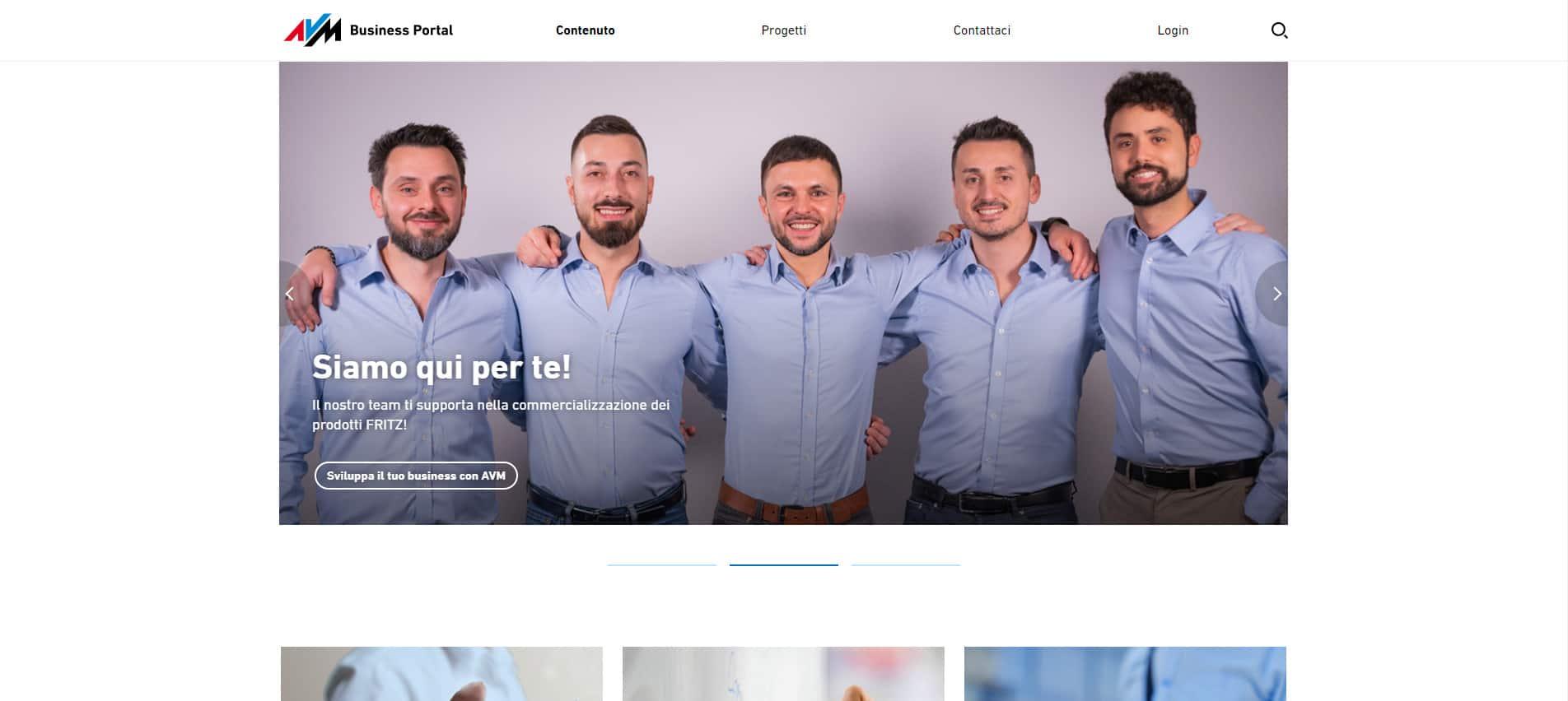Il nuovo portale di AVM per partner e professionisti thumbnail