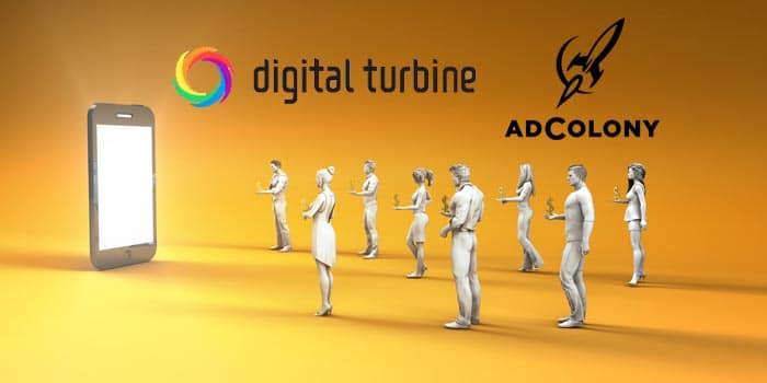 Digital Turbine acquisizione AdColony