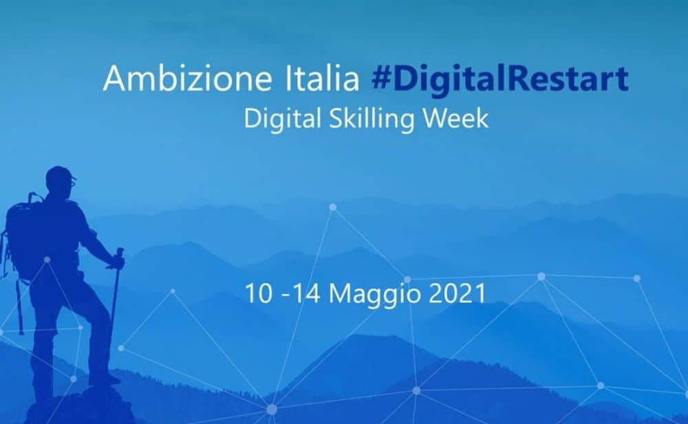 Microsoft Skilling Week 2021 al via il 10 maggio thumbnail