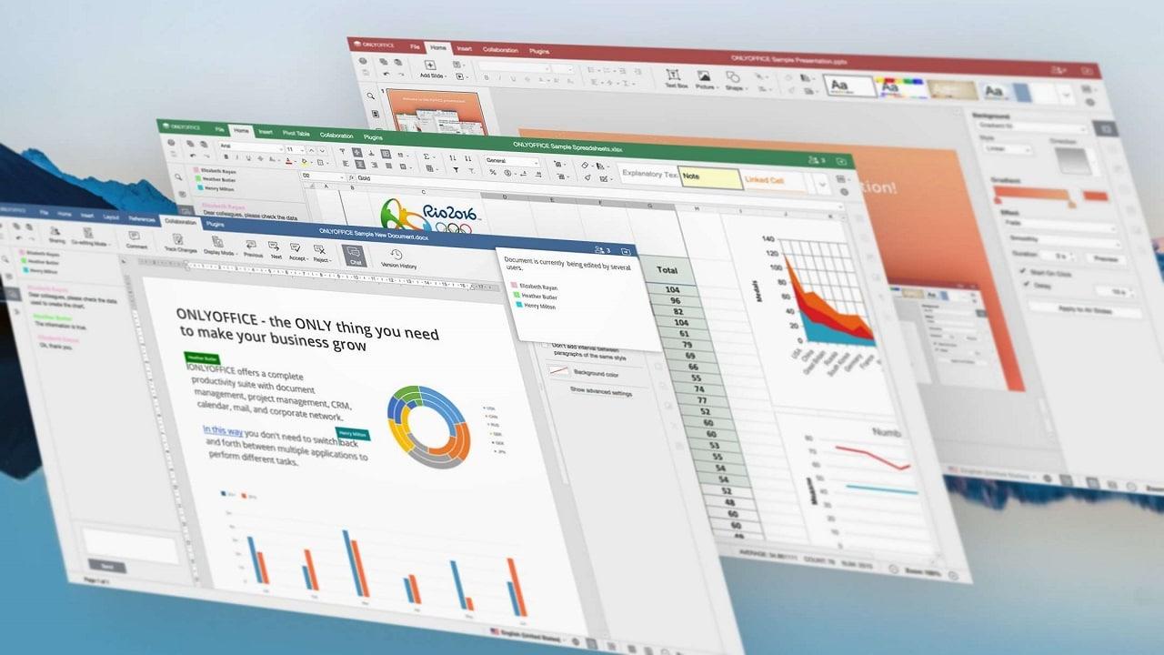 Ascensio System presenta la versione 6.3 di ONLYOFFICE Docs thumbnail