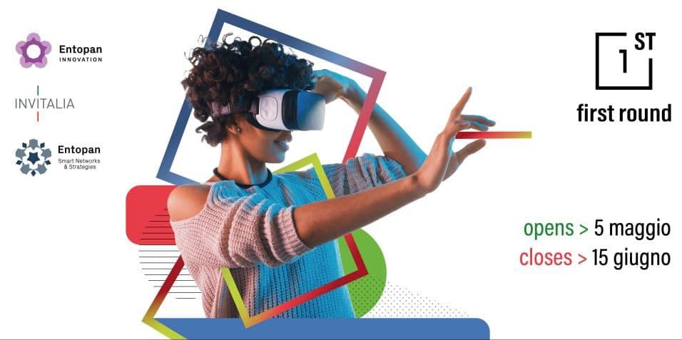 """Entopan Innovation e Invitalia lanciano una """"call for ideas"""" per le startup del Sud Italia thumbnail"""