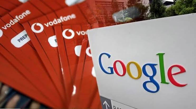 Vodafone Google Cloud partnership