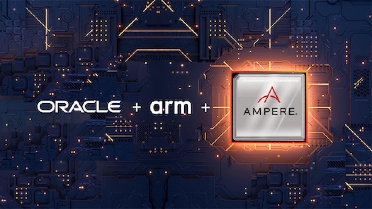 I processori ARM arrivano su Oracle Cloud Infrastructure thumbnail