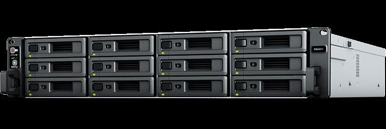 Synology: ecco le nuove RackStation RS2421+ e RS2421RP+ thumbnail