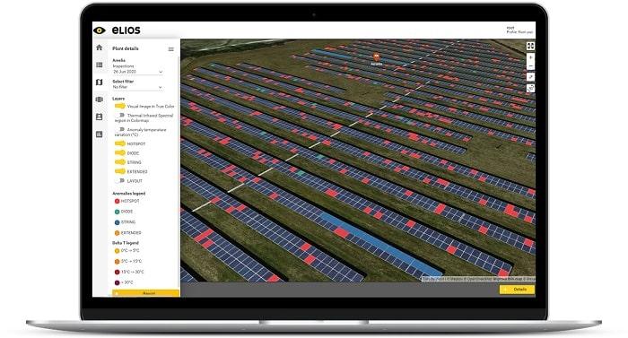 elios analisi predittiva fotovoltaico Wesii-min