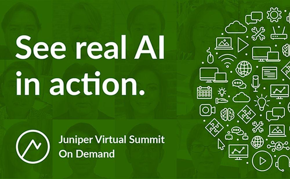 Juniper Networks propone 4 summit virtuali per spiegare la sicurezza basata su AI thumbnail