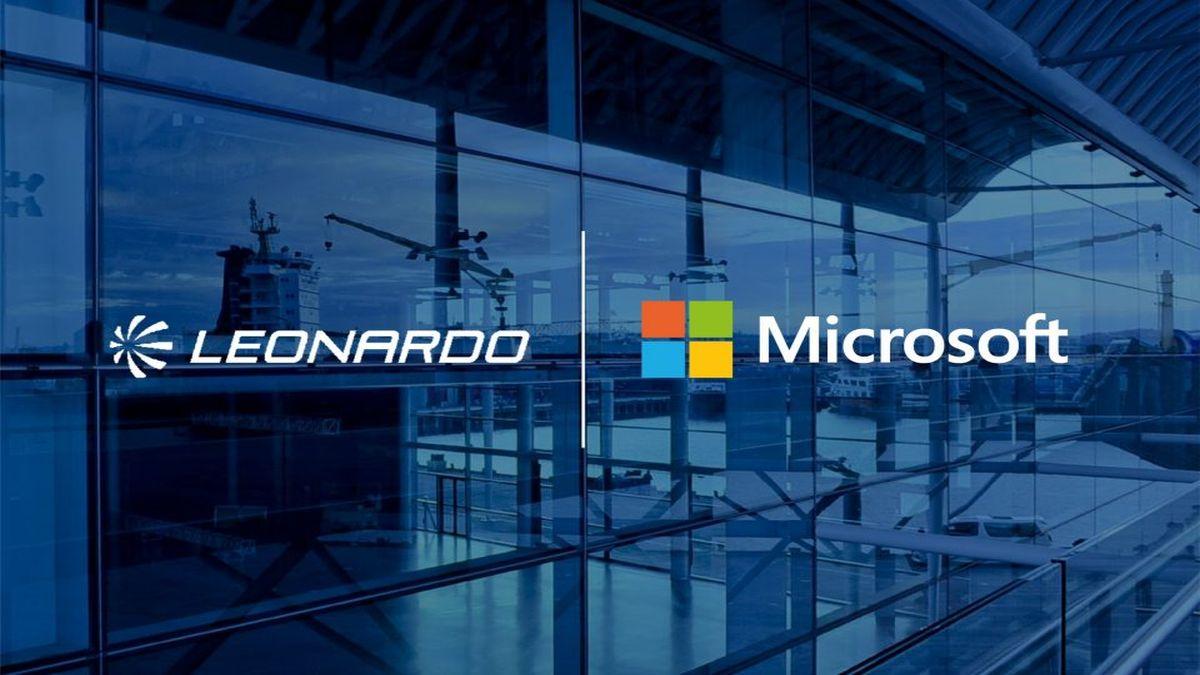Microsoft e Leonardo insieme per la digitalizzazione del Paese thumbnail