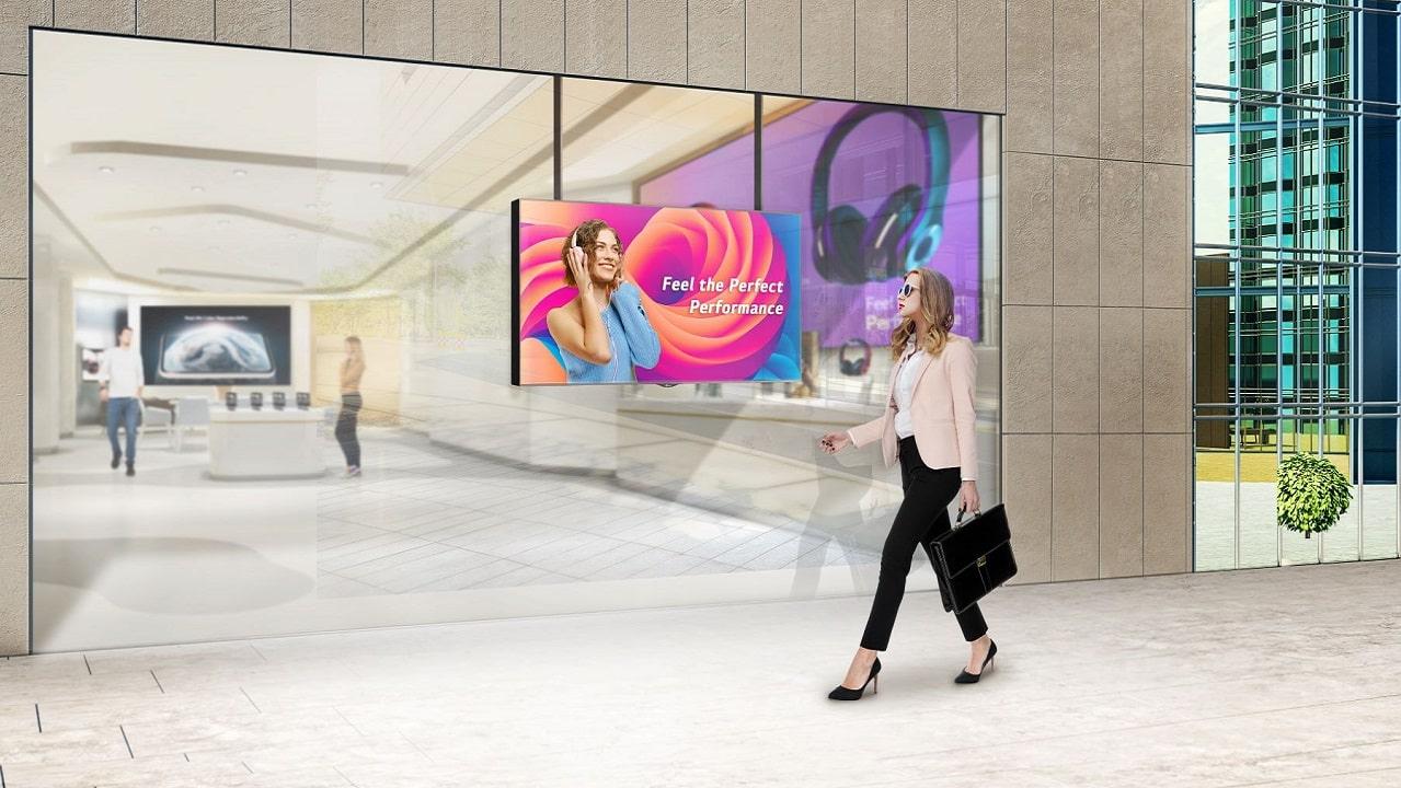 Monitor da vetrina: le novità della linea High Brightness di LG thumbnail