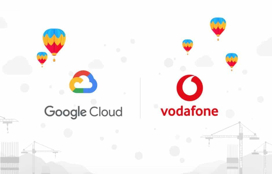 Vodafone in partnership con Google Cloud per la nuova data platform Nucleus thumbnail