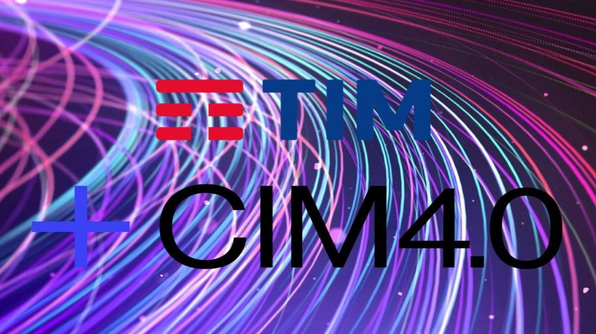 Il CIM 4.0 diventa super veloce con le soluzioni TIM thumbnail