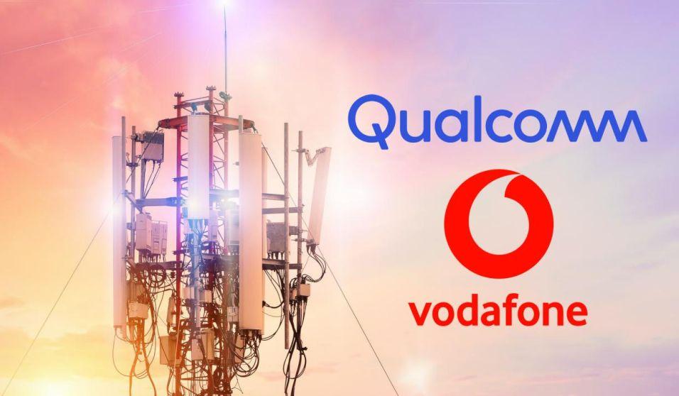 Vodafone e Qualcomm alleate su Open RAN thumbnail