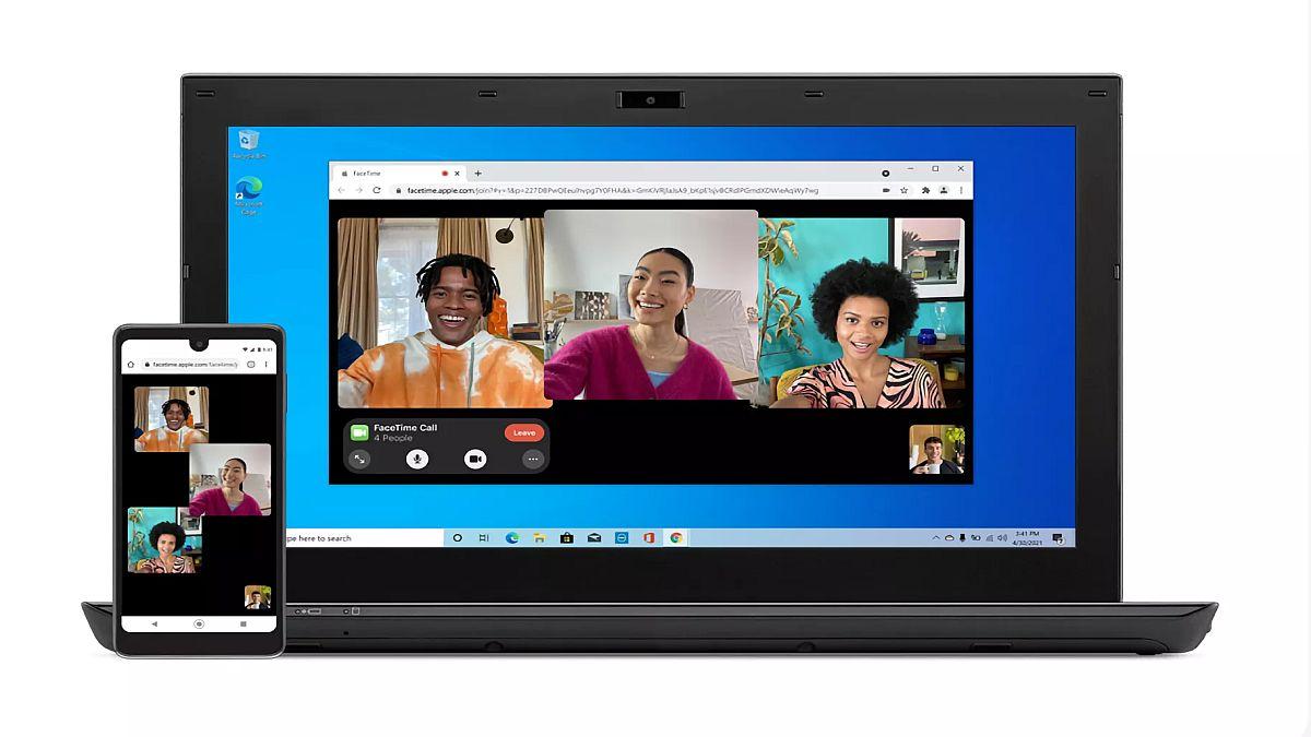 FaceTime sarà disponibile anche per Windows e Android, ma solo via web thumbnail