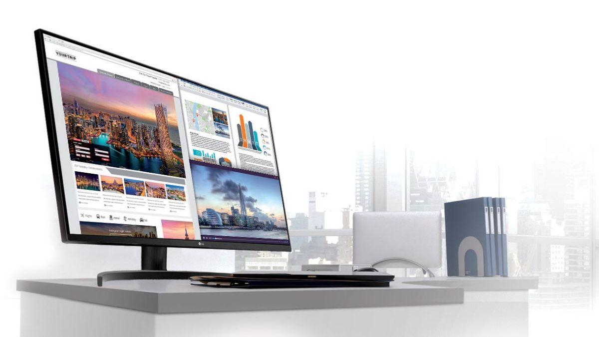 LG pensa ai professionisti con i nuovi monitor per il mercato business thumbnail