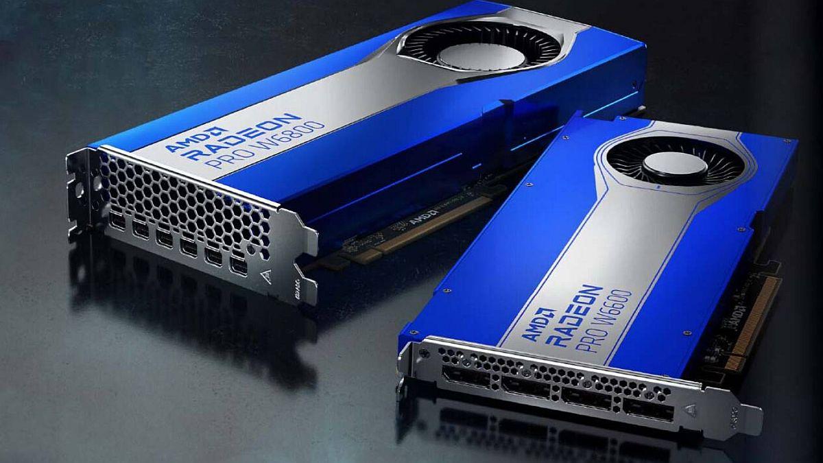 AMD rilascia la serie Radeon PRO W6000 per workstation destinate ai professionisti thumbnail