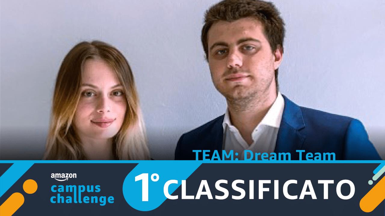 Chi ha vinto la seconda edizione di Amazon Campus Challenge thumbnail