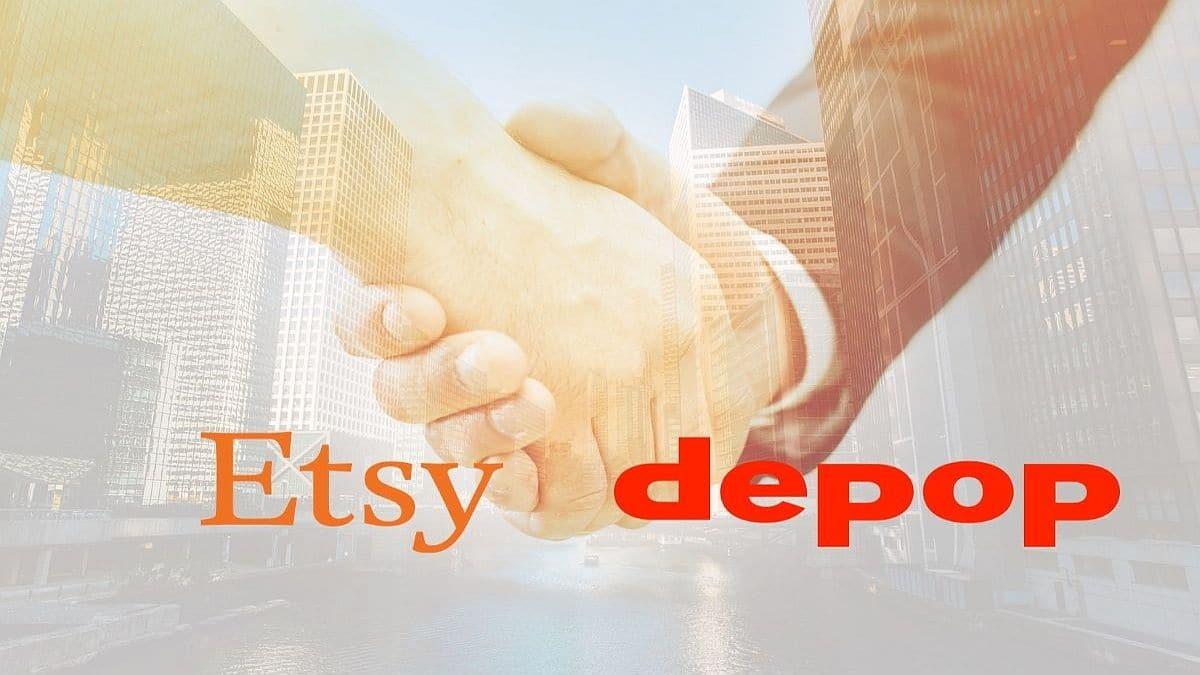 Etsy acquista l'app di moda Depop per 1,6 miliardi di dollari thumbnail