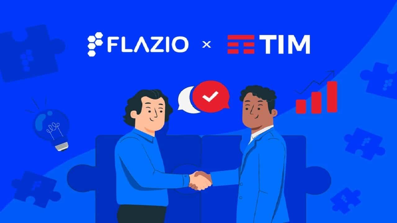 TIM sigla una partnership con il site builder Flazio thumbnail