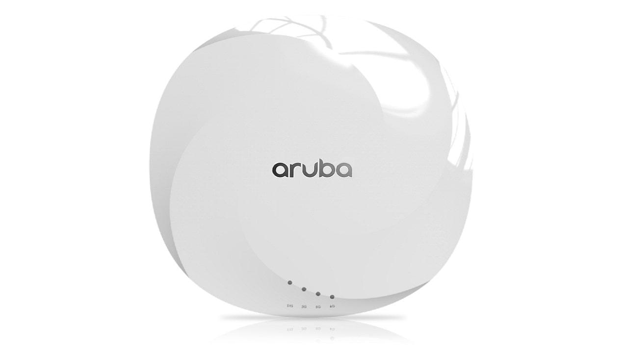 HPE Aruba presenta il primo Wi-Fi 6E di livello enterprise thumbnail