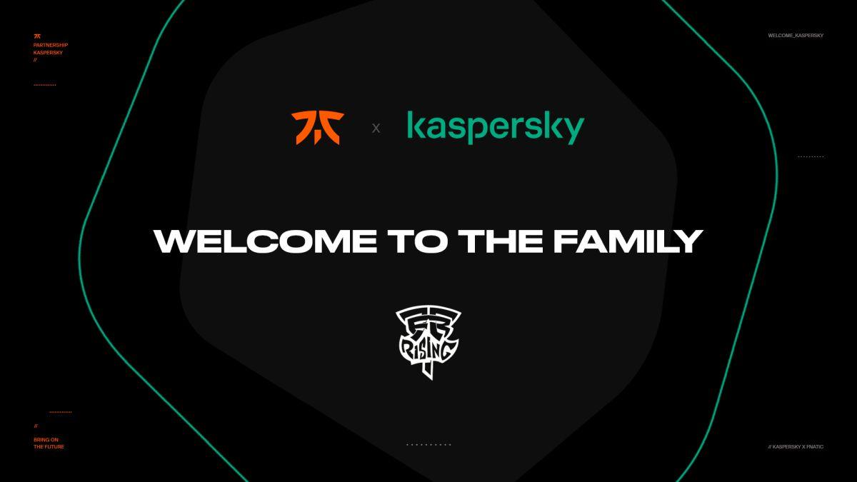 Kaspersky torna nel mondo degli eSport grazie alla partnership con Fnatic thumbnail