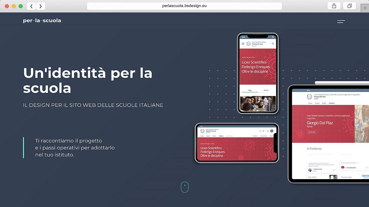 """BSD propone il progetto """"Per la scuola"""" per siti web scolastici chiari e funzionali thumbnail"""