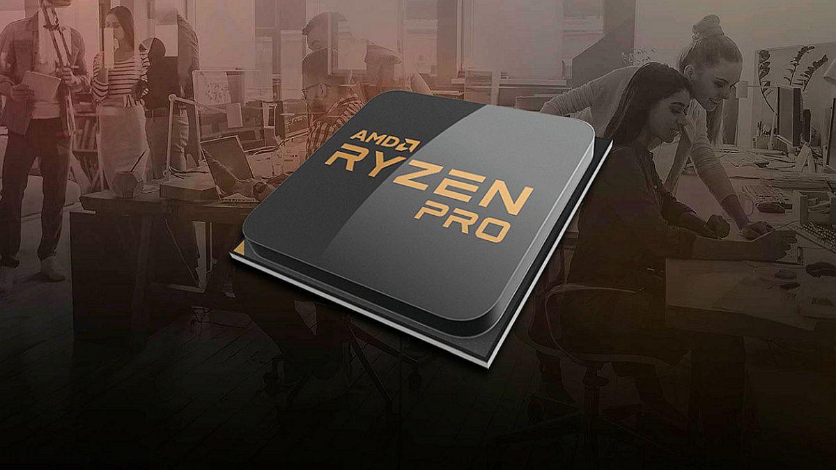 AMD, ecco le nuove CPU Ryzen Pro 5000G per i desktop aziendali thumbnail