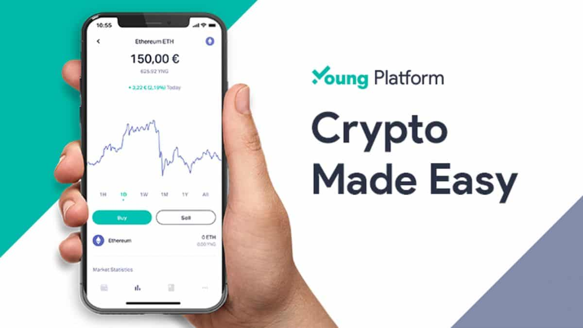 Young Platform, l'exchange italiano di criptovalute raccoglie 3,5 milioni di euro thumbnail