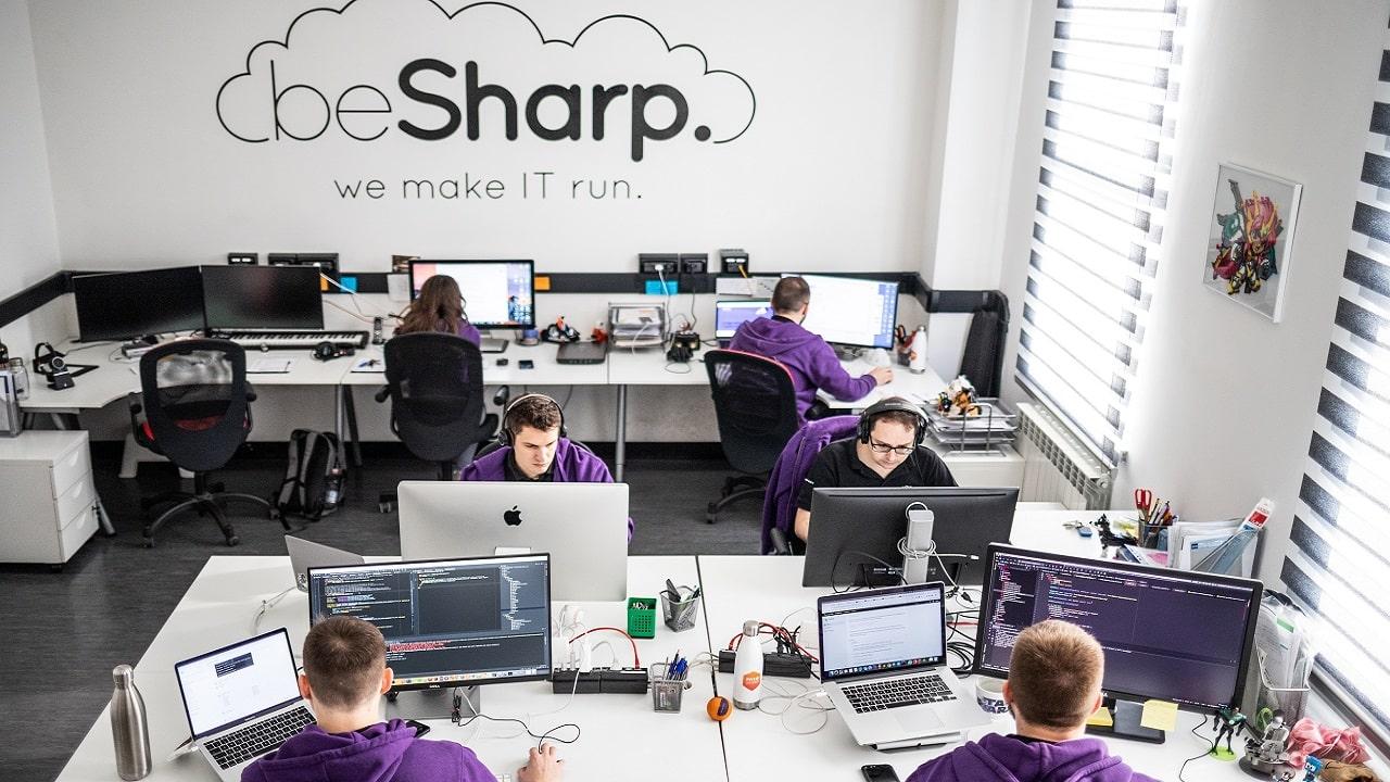 beSharp: per il cloud serve una strategia thumbnail