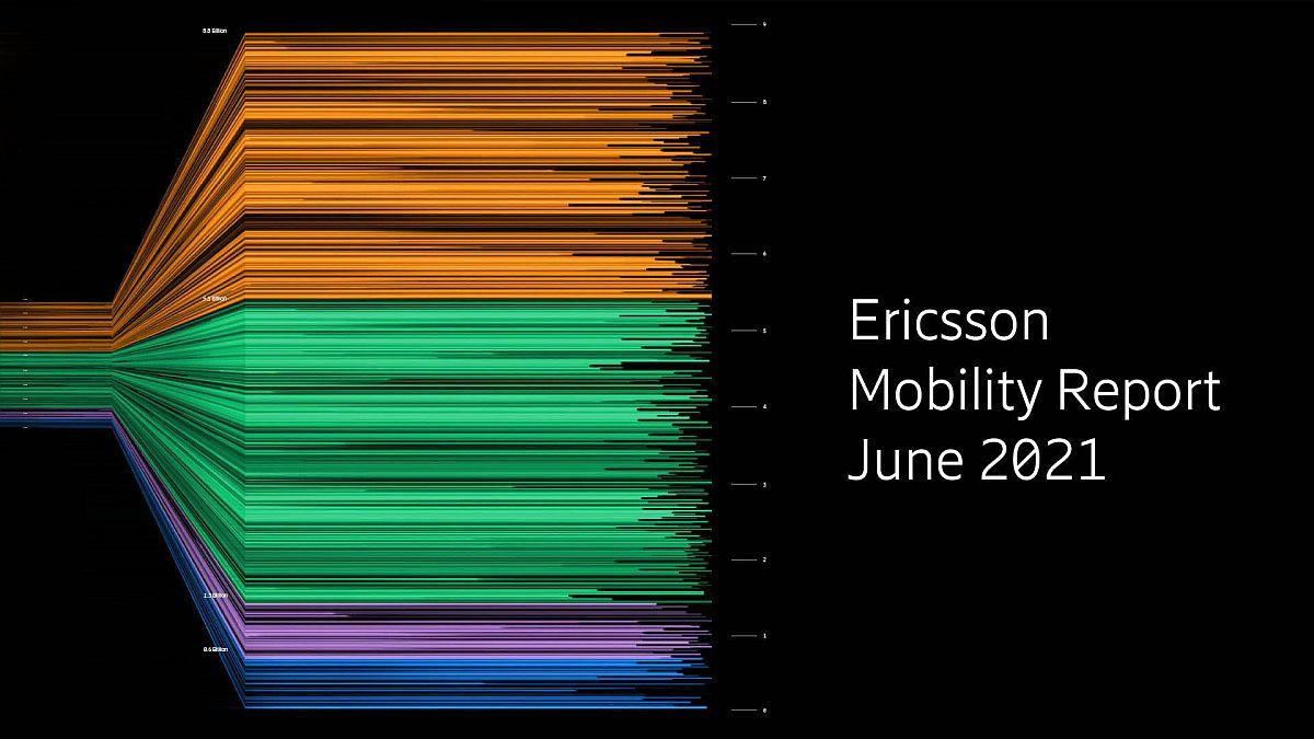 Ericsson Mobility Report 2021: gli abbonamenti al 5G supereranno il mezzo miliardo entro la fine del 2021 thumbnail