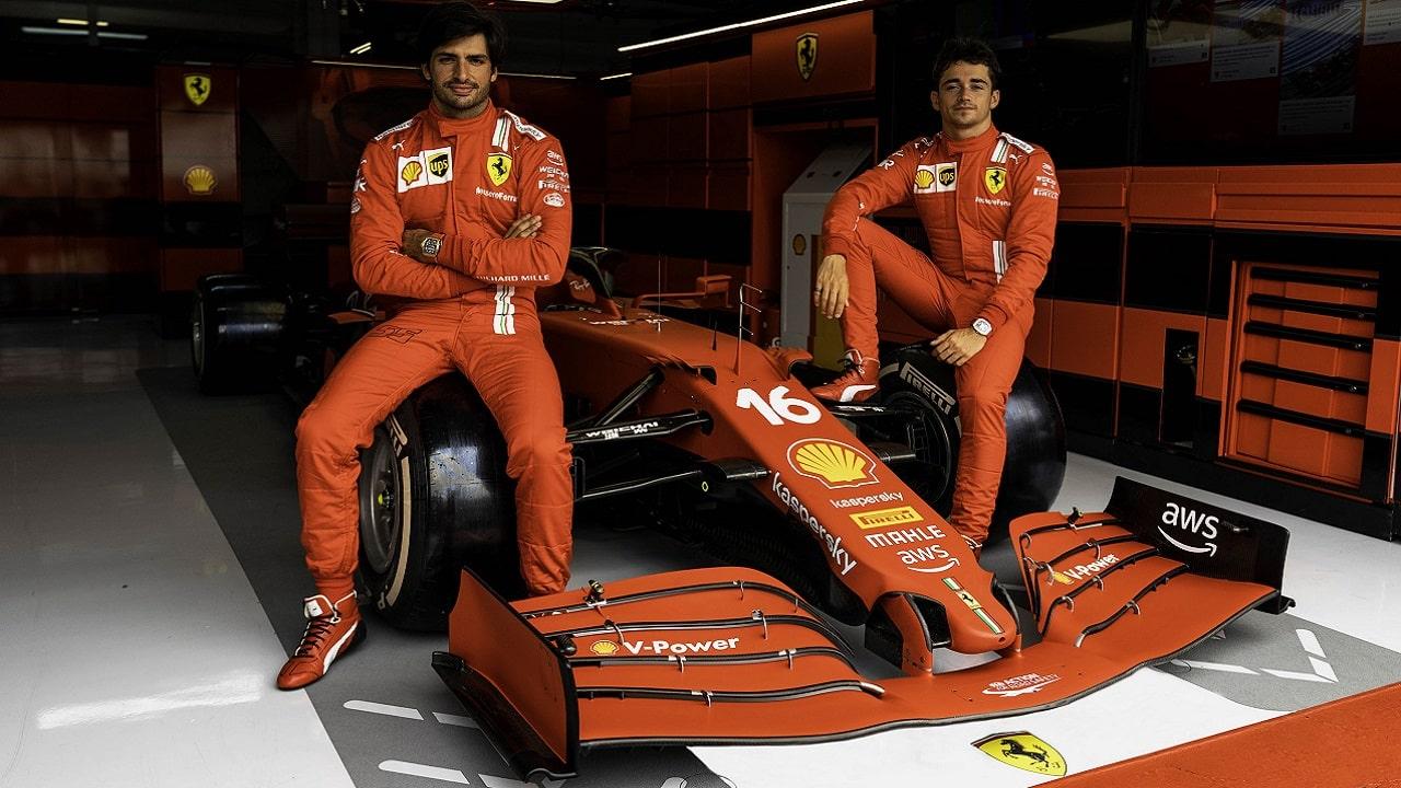 AWS firma una partnership con Ferrari thumbnail