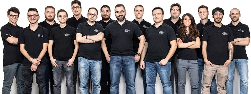 il team di besharp strategia cloud-min