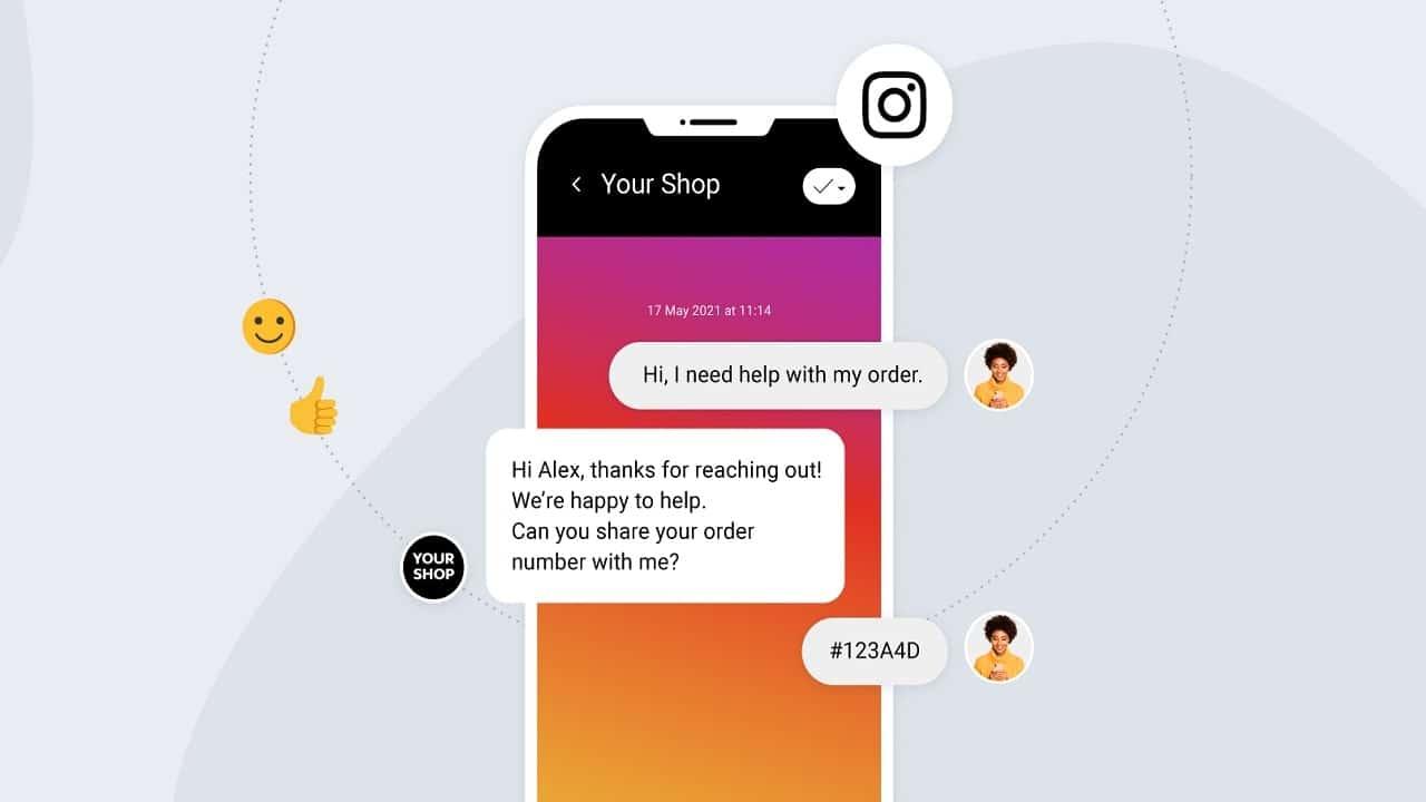 Rispondere ai clienti su Instagram Messenger con Infobip thumbnail
