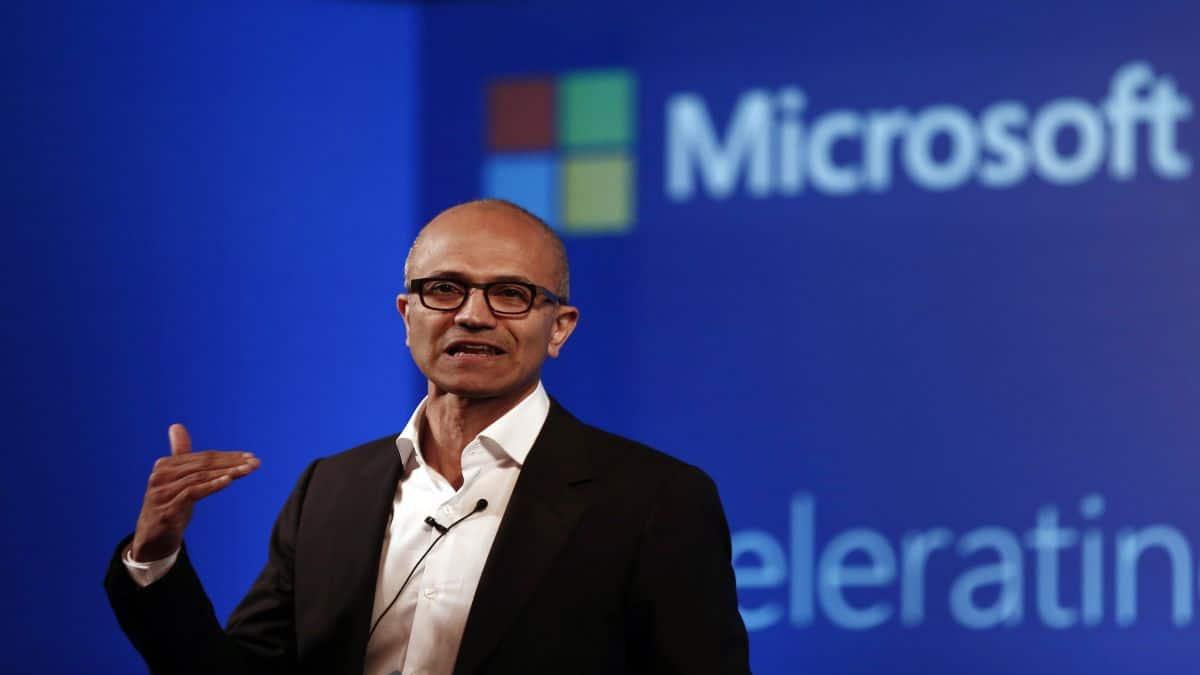 Il CEO di Microsoft Satya Nadella è ora anche il presidente del CdA thumbnail