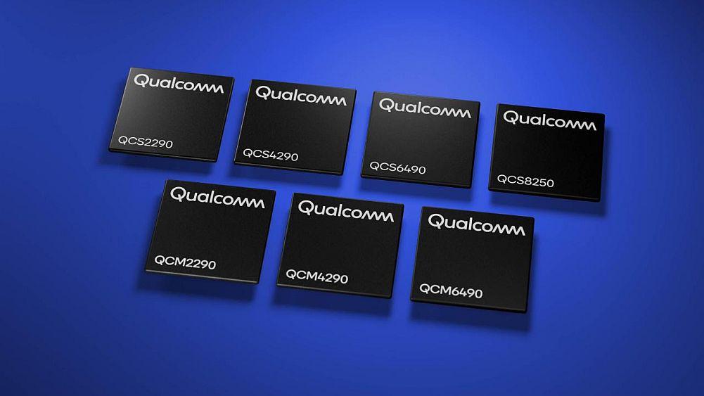 Qualcomm IoT AI 5G
