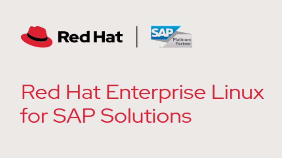 Red Hat porta Enterprise Linux nel SAP Store thumbnail