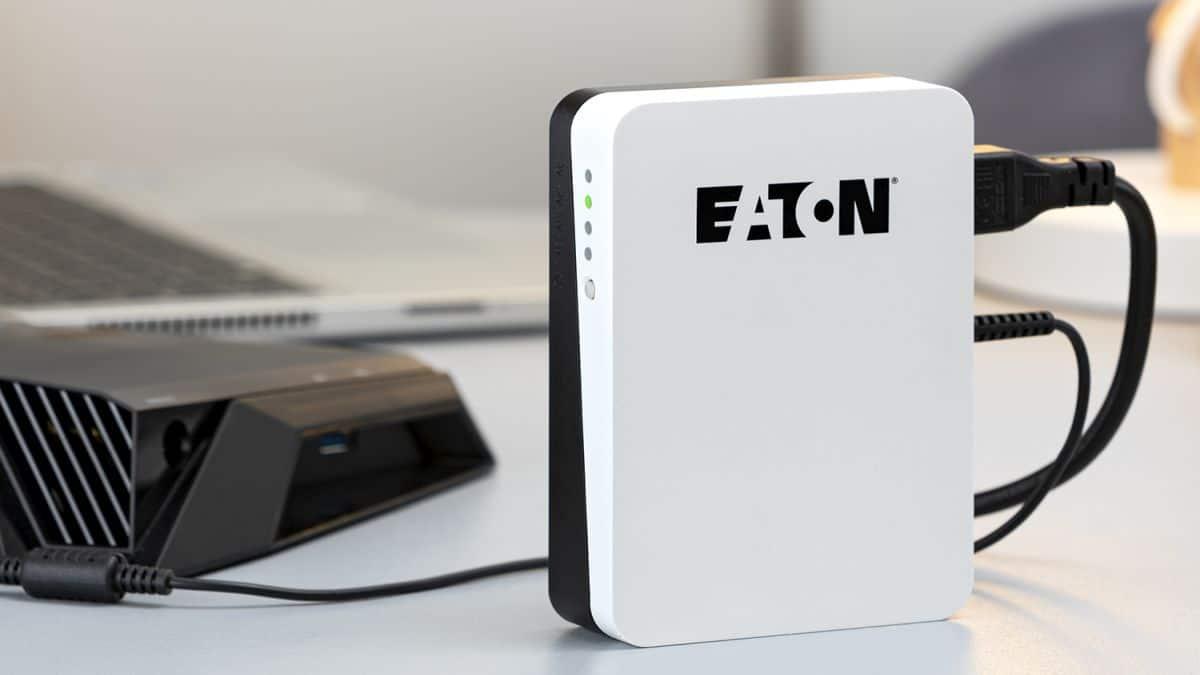 Eaton 3S Mini, l'UPS compatto per chi lavora in smart working thumbnail