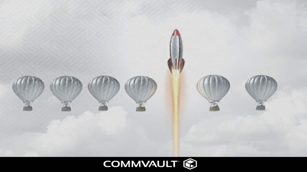 Commvault è Leader nel Gartner Magic Quadrant 2021 thumbnail