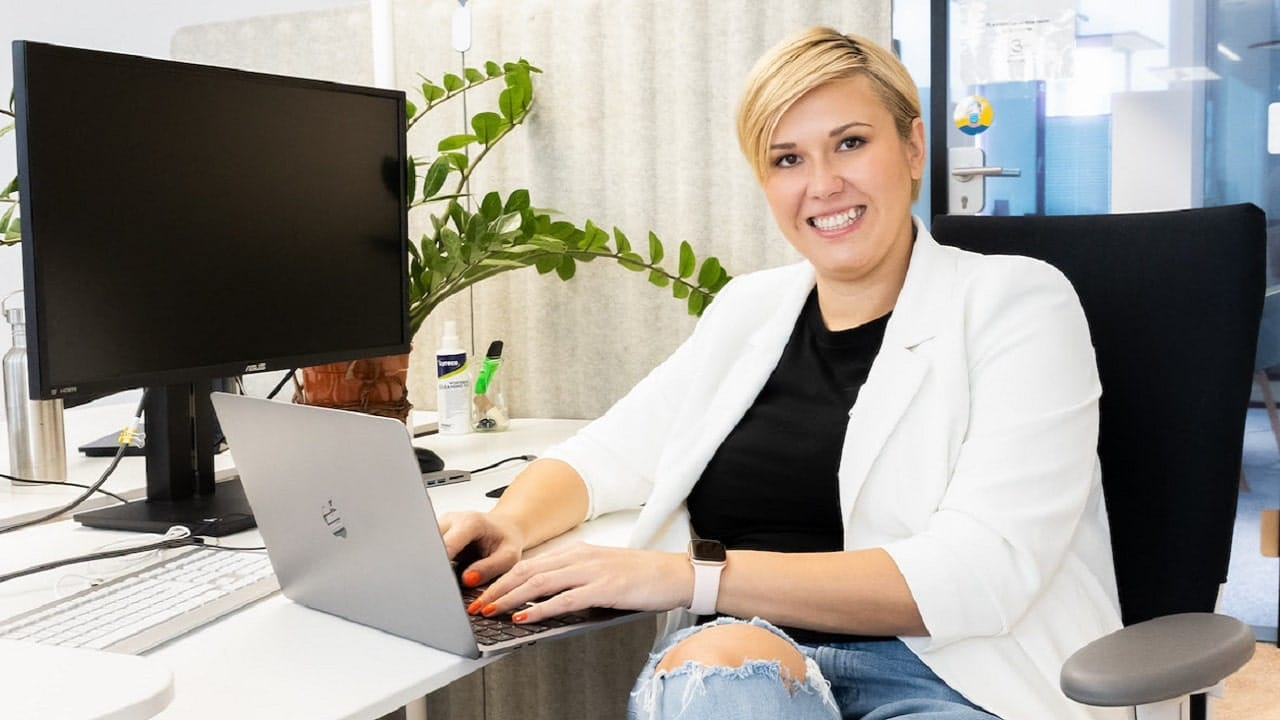 Bitpanda nomina Irina Nicoleta Scarlat Chief Growth Officer (CGO) thumbnail