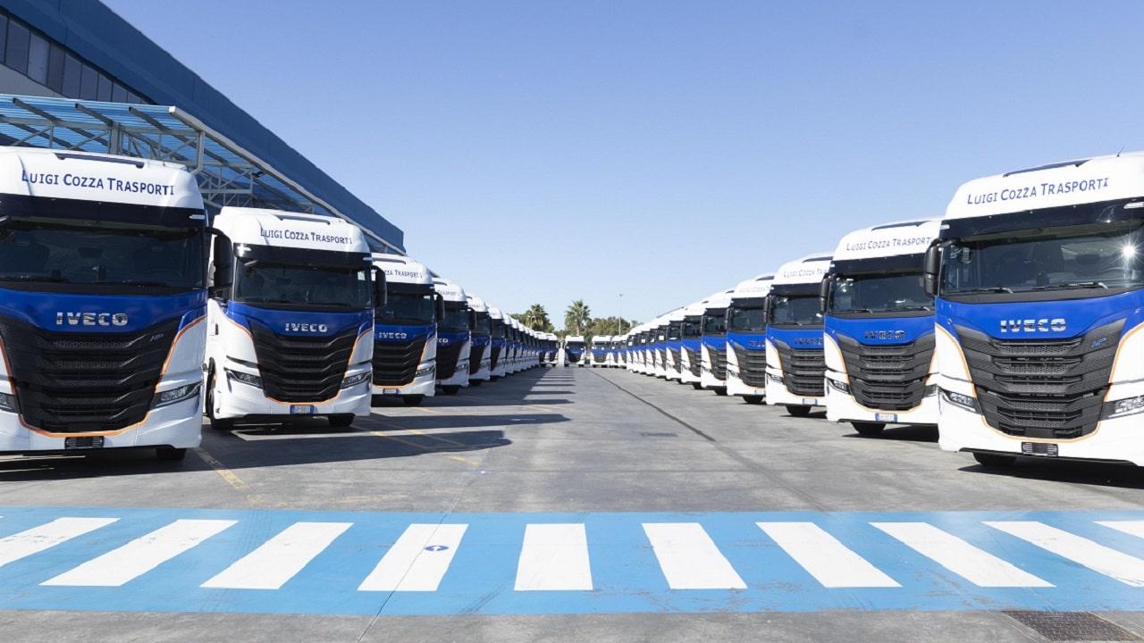 Luigi Cozza Trasporti continua a investire sui mezzi a LNG thumbnail