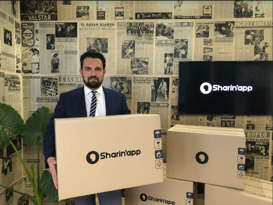 Sharin'app ecommerce