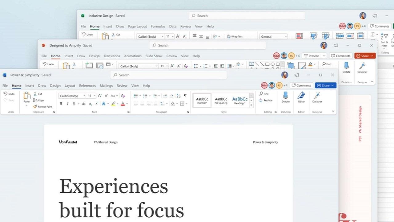 La nuova UI di Microsoft Office arriva ai tester thumbnail