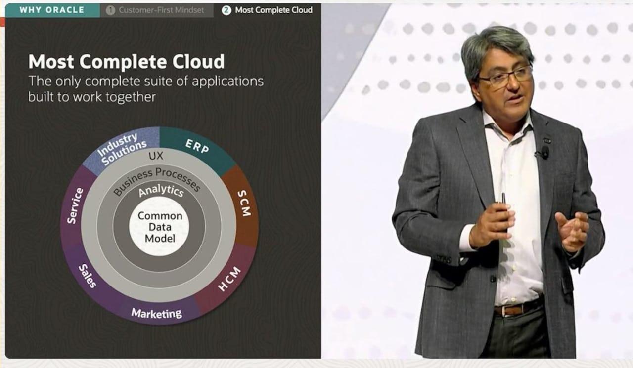 Il cliente al centro della innovazione cloud di Oracle thumbnail