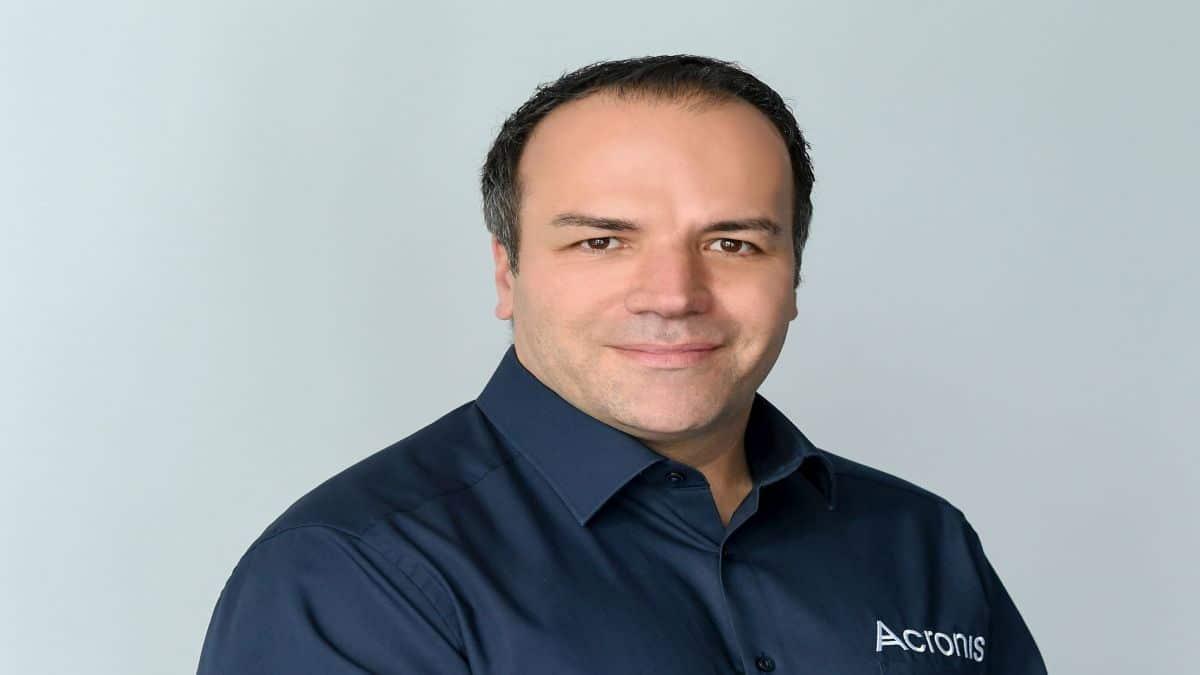 Patrick Pulvermueller è il nuovo CEO di Acronis thumbnail