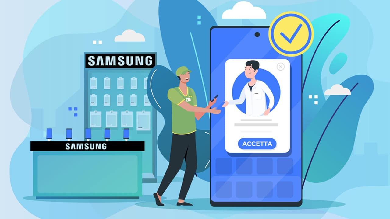 Samsung lancia Future Service, il servizio di riparazione per le PMI thumbnail