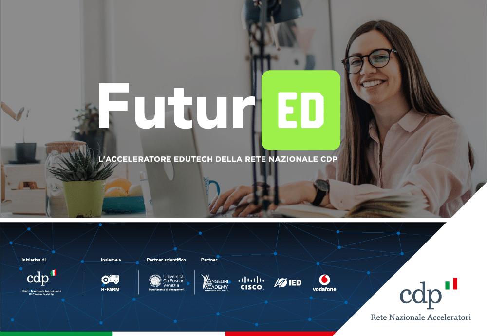 Nasce FuturED, l'acceleratore dedicato alle startup operative nell'edutech thumbnail