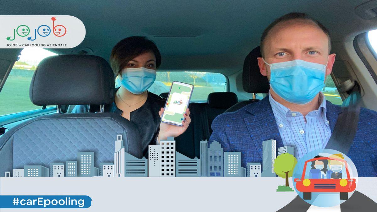 Jojob introduce il Green Pass nella sua app di carpooling thumbnail