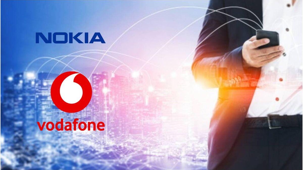 Vodafone e Nokia insieme per un algoritmo che rileva i problemi sulla rete mobile thumbnail